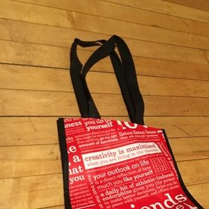 Lululemon set of reusable bags